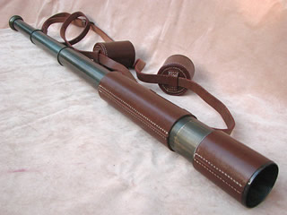 Vintage Broadhurst Clarkson tourist model field telescope'