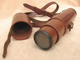 WW2 Scout Regiment telescope by Howard Grubb Parsons & Co, dated 1945