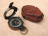 S Mordan WW1 compass from 7th Battalion Sherwood Foresters Regiment