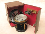 Vintage air meter by Lowne Instruments London