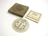 Genuine 1920's Negretti & Zambra pocket weather forecaster