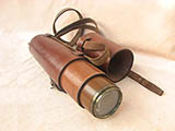 WW2 Scout Regiment MK II field telescope by Broadhurst Clarkson.