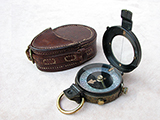 WW1 era Short & Mason MK VII prismatic marching compass