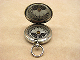 WW1 F. Darton & Co MK V pocket compass dated 1915