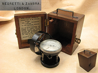 Scientific Collectables for antique Anemometers and Airflow meters