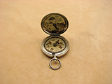 Short & Mason MK VI pocket compass dated 1932