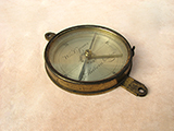 Early 19th Century Surveyors Compass by W & S Jones