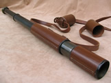 Vintage 2 draw field telescope by Coppock London