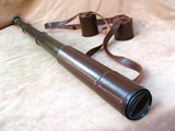 3 draw stalking telescope  with variable magnification up to 40x