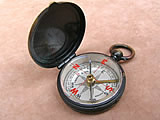 19th century F Barker Compass