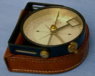 F Robson compass & Clinometer