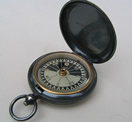 Dollond & Aitchison pocket watch  style compass