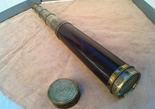 Early 19th C Dollond marine telescope
