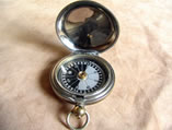 WW1 pocket compass by Cruchon & Emons