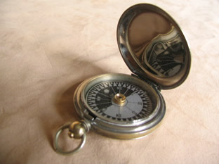 1916 Officers pocket compass
