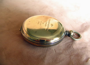 MK V Officers pocket compass by Cruchon & Emons 1916