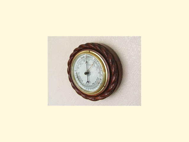 Antique barometer by Gray & Selby Nottingham
