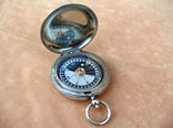 1916 MK V Army Officers pocket compass by C Haseler & Son